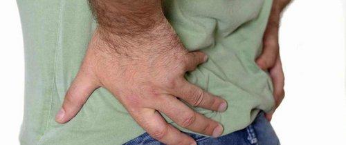 Schleimbeutelentzündung der Hüfte